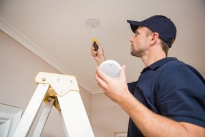 smoke-alarm-electrician-sunshine-coast