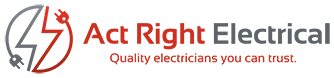 Act Right Electrical Logo